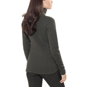The North Face Crescent Full Zip Women TNF Black Heather
